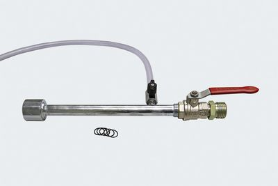 Injection device<br>100 mm effective length, Rd32x1/8""